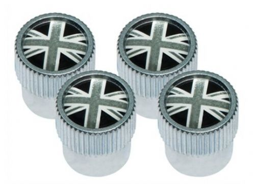 Tyre Valve Dust Caps - Set of 4 - LR027666